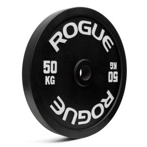 Rogue 50Kb Calibrated Weight Plate for Olympic Barbell