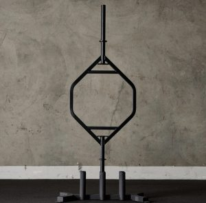American Barbell Hex Bar full vieww-crop