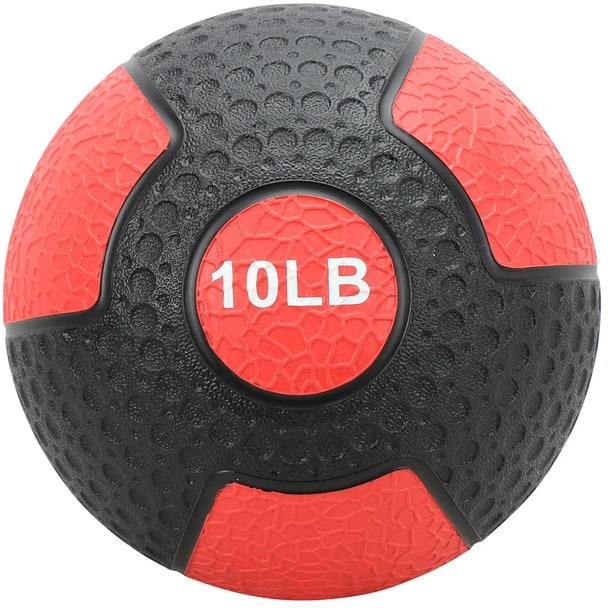 American Barbell Medicine Ball 10lb front