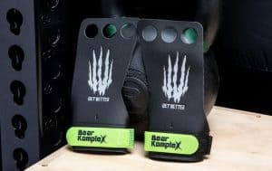 Bear Komplex 3-Hole Diamond Hand Grips