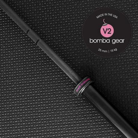 Fringe Sport sells the Women's Bomba V2 Barbell
