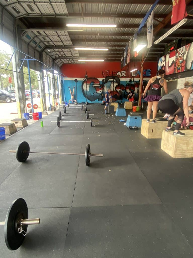 Clear Lake CrossFit