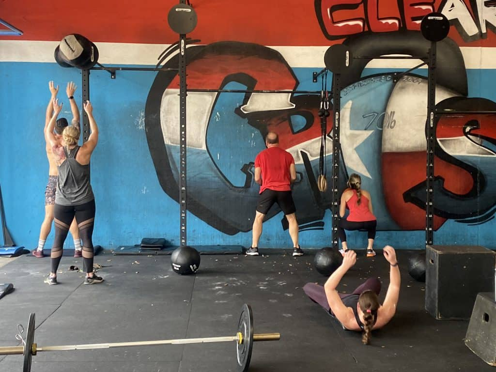 Clear Lake Crossfit of Webster, Texas