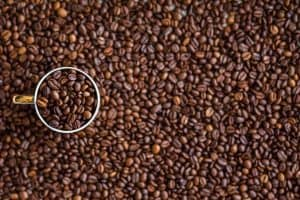 Coffee beans - when roasted - purveyors of caffeine, vitamins, minerals, and antioxidants