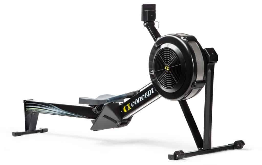 Concept 2 Model D Indoor Rower - Excellent cardio and endurance training with this compact and efficient exercise machine