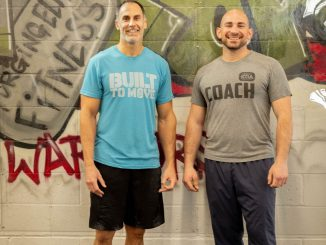 Owner of CrossFit KOA and owner Josh Mandel