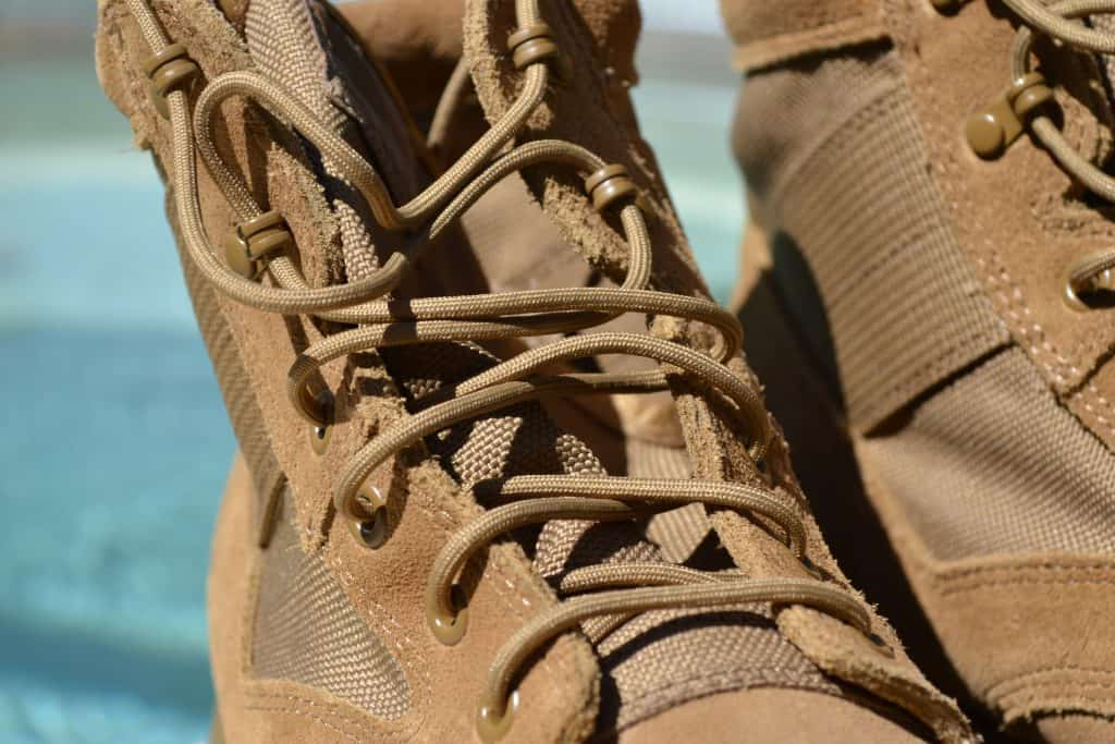 GORUCK MACV-1 Boot with 3mm Speed Laces