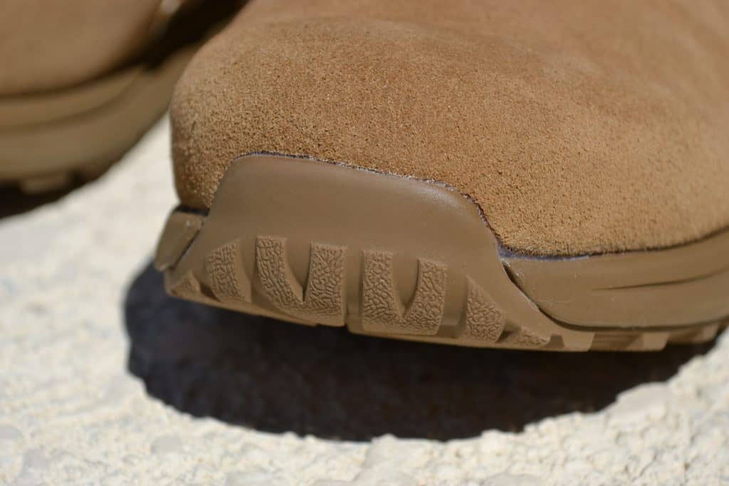 GORUCK MACV-1 Rucking Boot Toe Guard