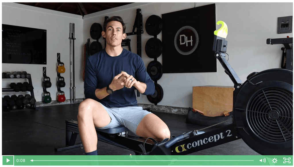 Dark Horse Rowing Launch Your Rowing Online Course Review - Screenshot 2