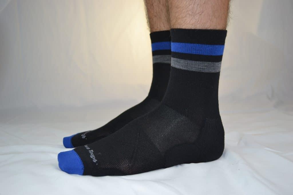 Darn Tough Vertex Micro Crew Ultra-Light Cushion - Running Sock