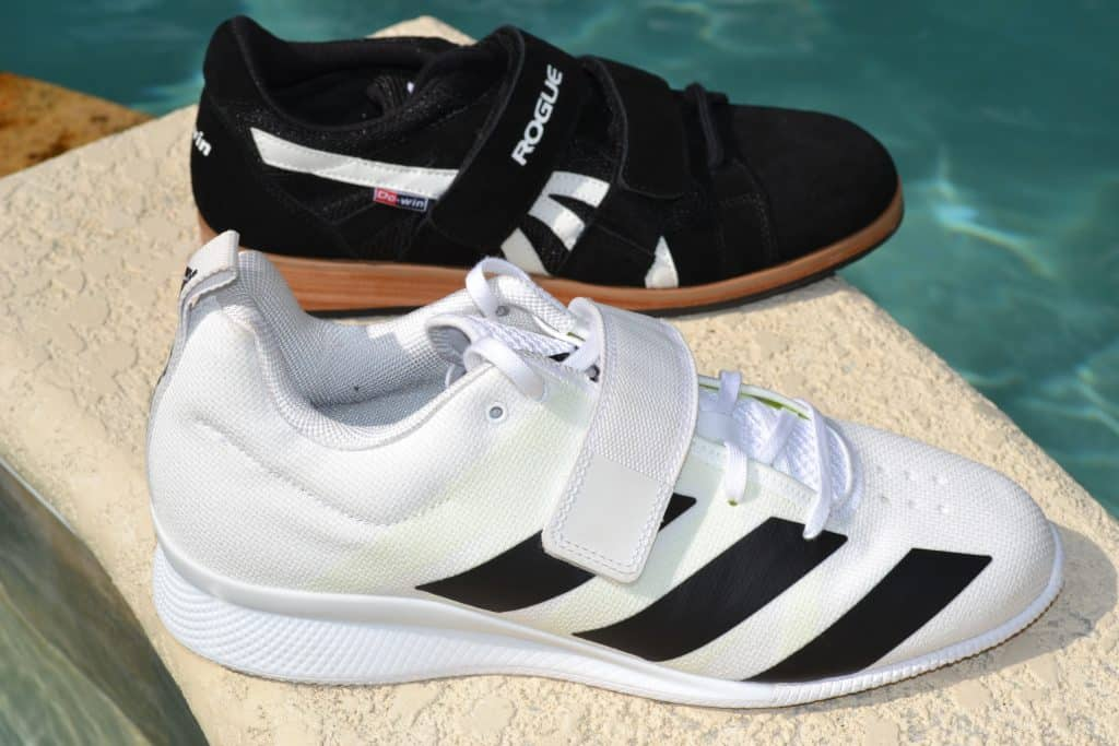 Adidas Adipower 2 versus Do-Win Classic Lifter - side by side