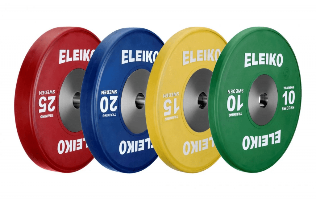 Olympic Weight Plates from Eleiko