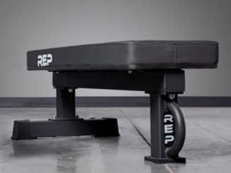 FB-5000 Wide Pad Bench - from Rep Fitness - View 2