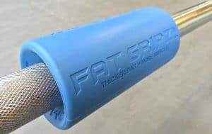 Fat Barz - turn any standard barbell into a thick bar instantly