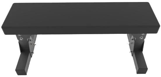 Force USA Heavy Duty Commercial Flat Bench portrait view-crop