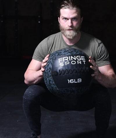 Fringe Sport Medicine Ball V4 16lb