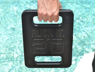 GORUCK Ruck plates have convenient grab handles.