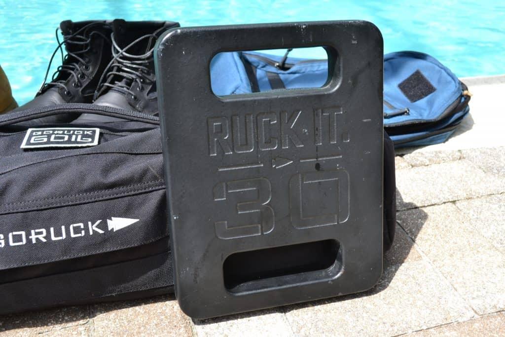 GORUCK Ruck Plate 30 lb