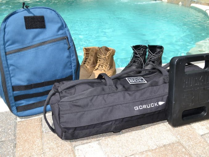 GORUCK Sandbag & Ruck Training (SRT) program review