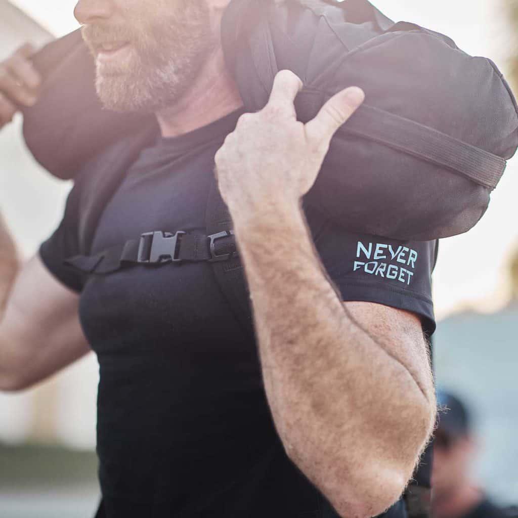 GORUCK American Training Shirt rucking