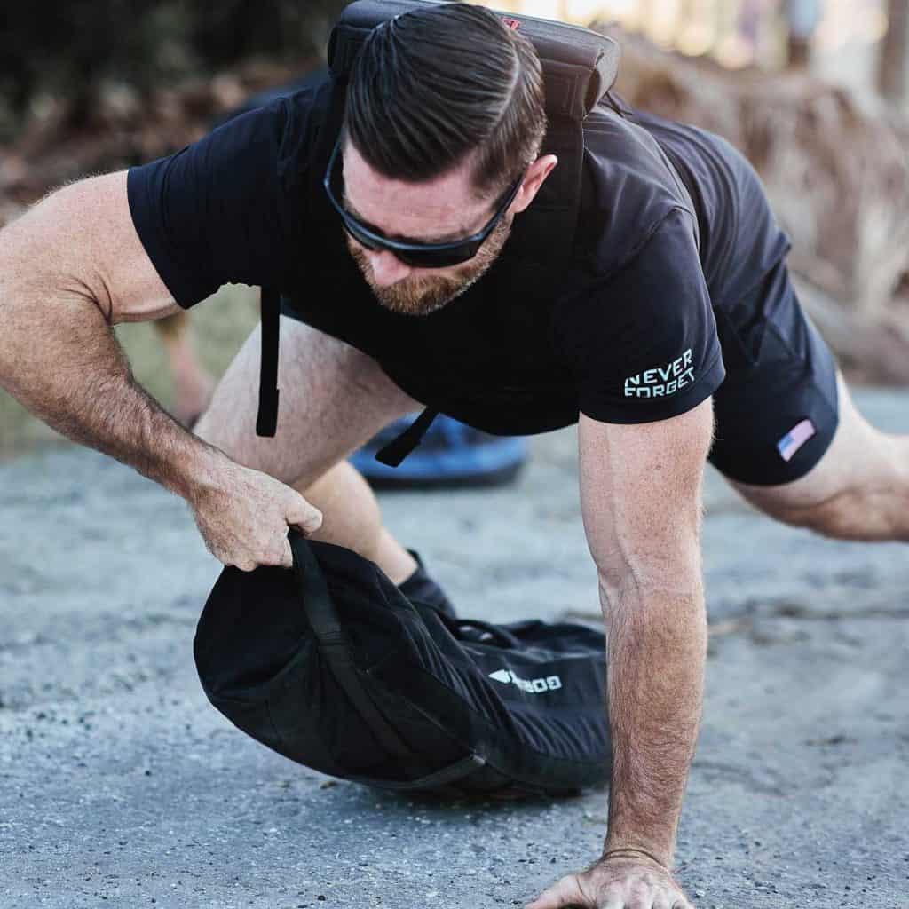 GORUCK American Training Shirt training