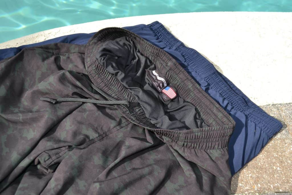 GORUCK American Training Shorts Navy and Camo Review (10)