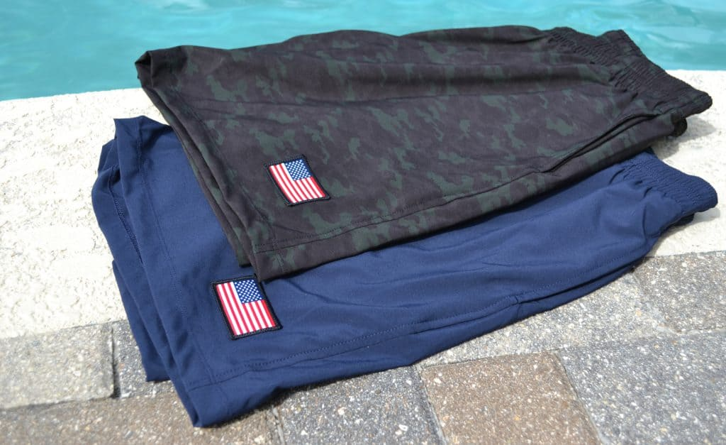 GORUCK American Training Shorts Navy and Camo Review (16)