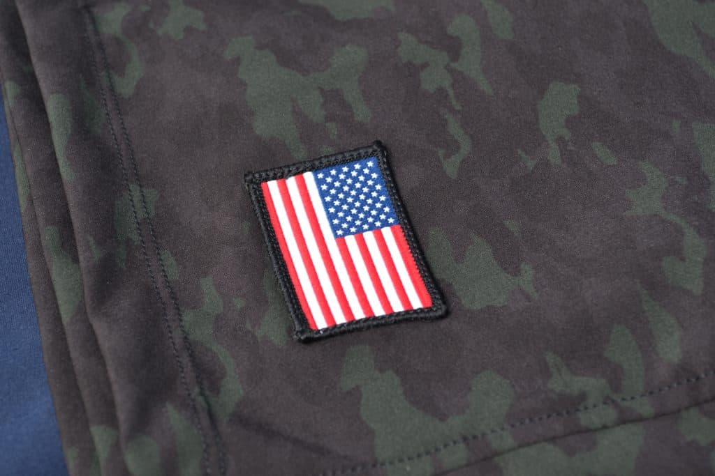 GORUCK American Training Shorts Navy and Camo Review (17)