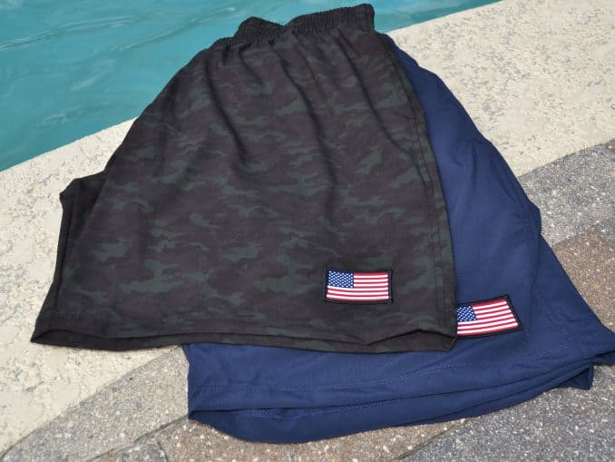GORUCK American Training Shorts Navy and Camo Review (4)