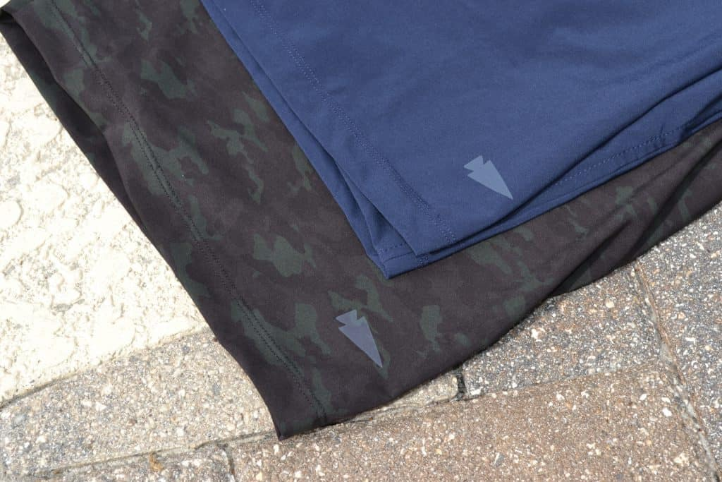 GORUCK American Training Shorts Navy and Camo Review (5)