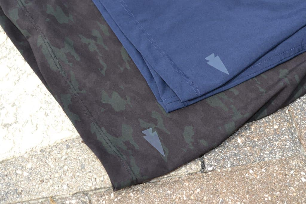 GORUCK American Training Shorts Navy and Camo Review (6)