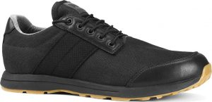 Black + Gum I/O Cross Trainers from GORUCK - Not just a rucking shoe - it's a versatile training shoe.