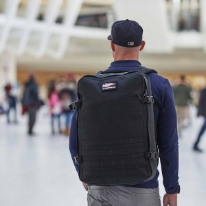 GORUCK GR3 - maximum travel capacity