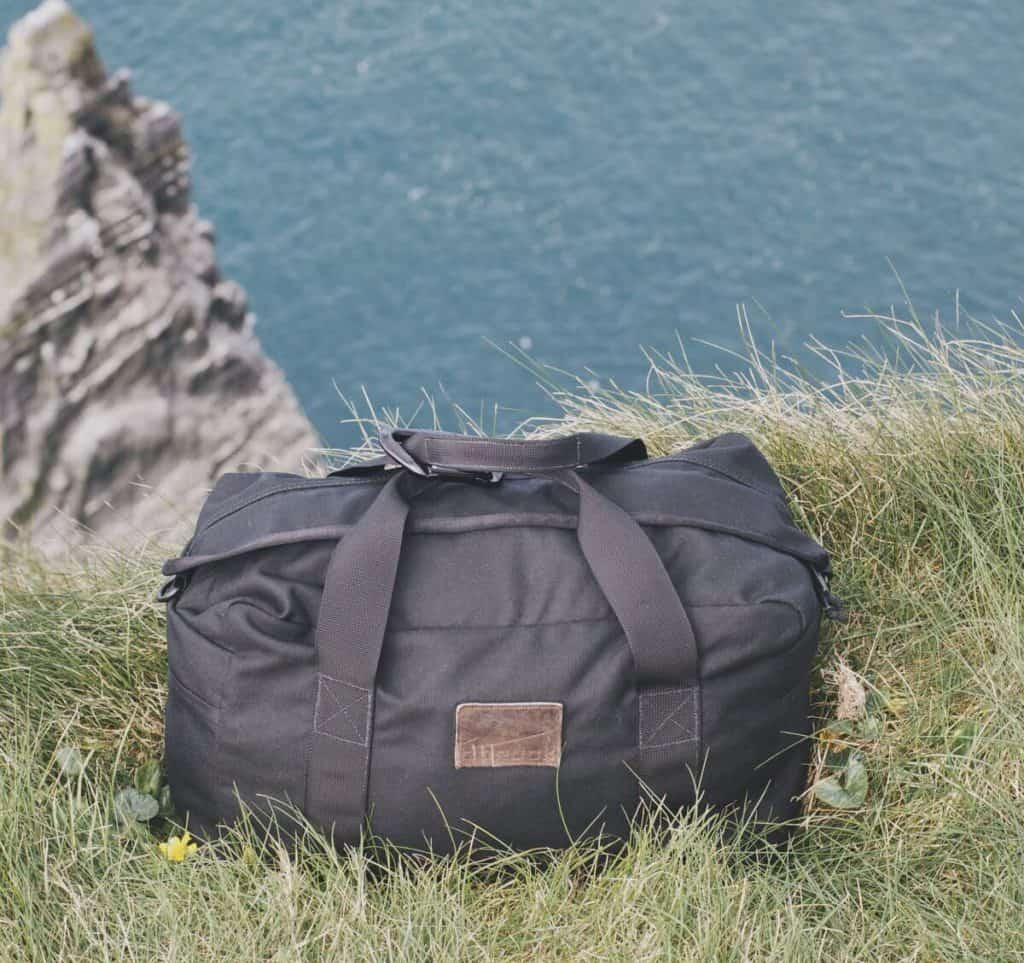 GORUCK Kit Bag Black cliff