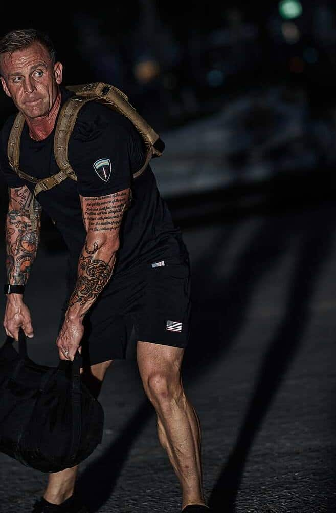 GORUCK Operation Overlord Training Shirt worn