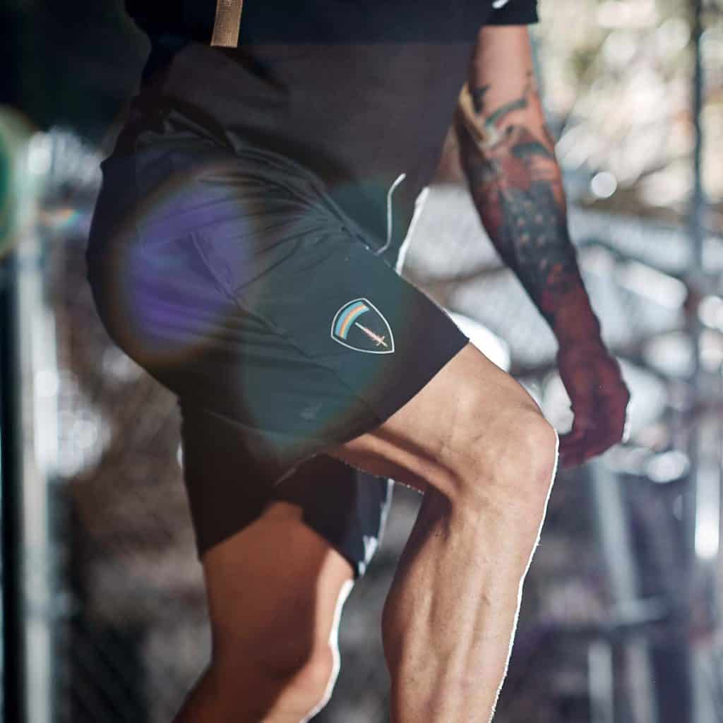 GORUCK Operation Overlord Training Shorts - 7.5 workout