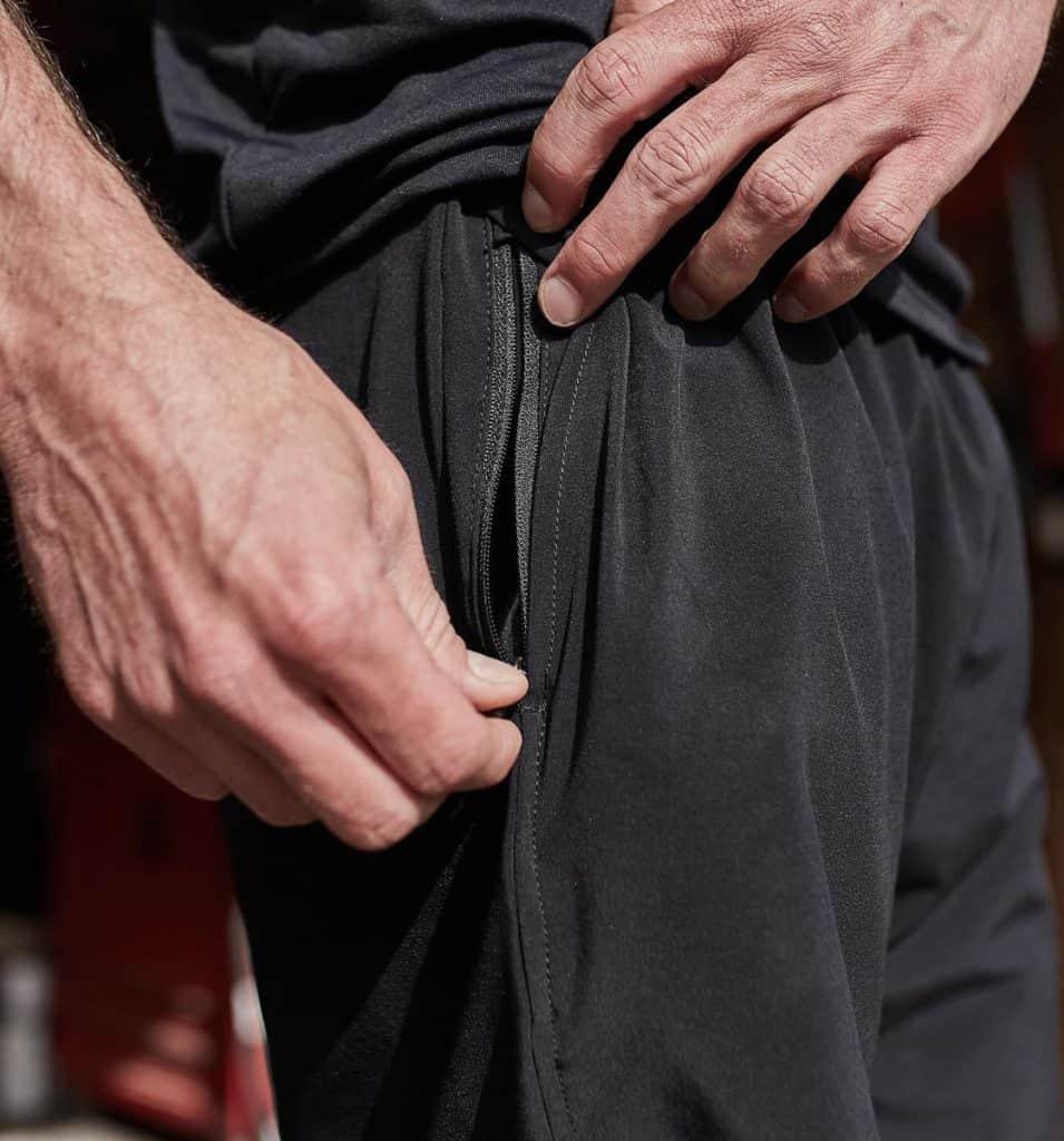 GORUCK Operation Overlord Training Shorts - 7.5 zipper