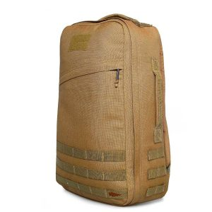 GORUCK Rucker now available in 25L size - with side handles in addition to the top and bottom handles.