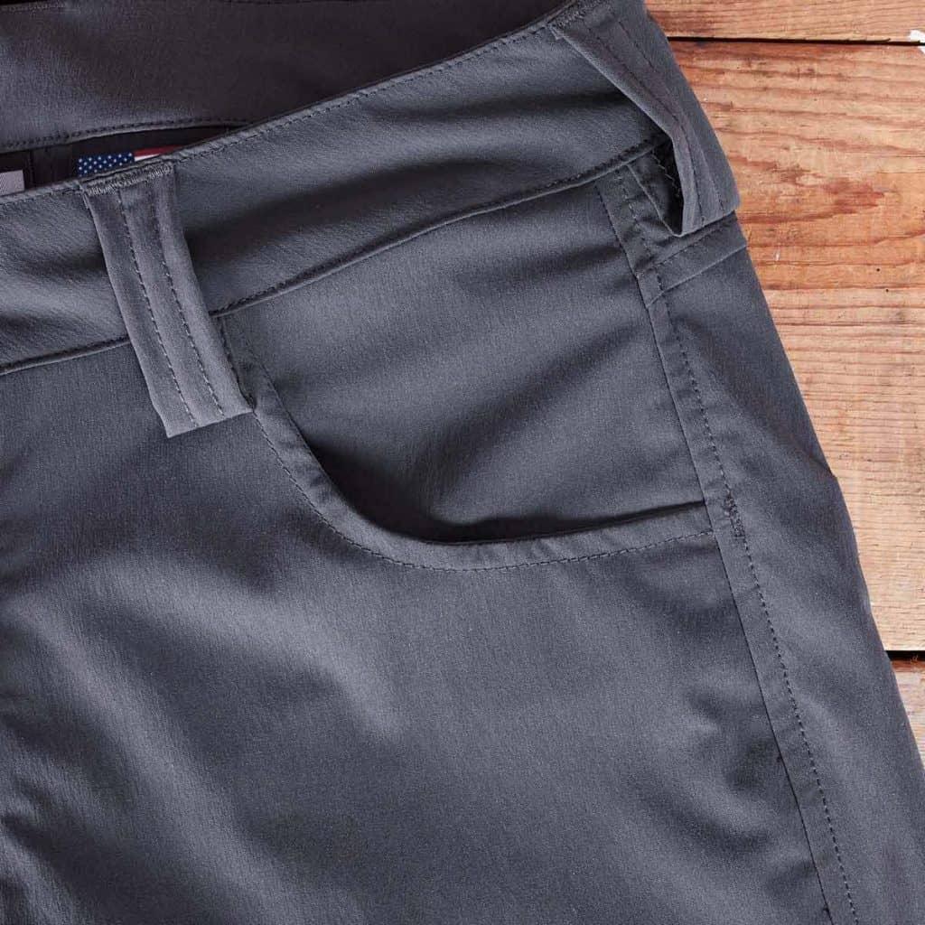 GORUCK Women's Simple Pants - Power (Charcoal)