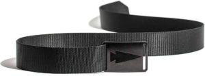 GORUCK Spearhead Tactical Belt Coal - Etched grip
