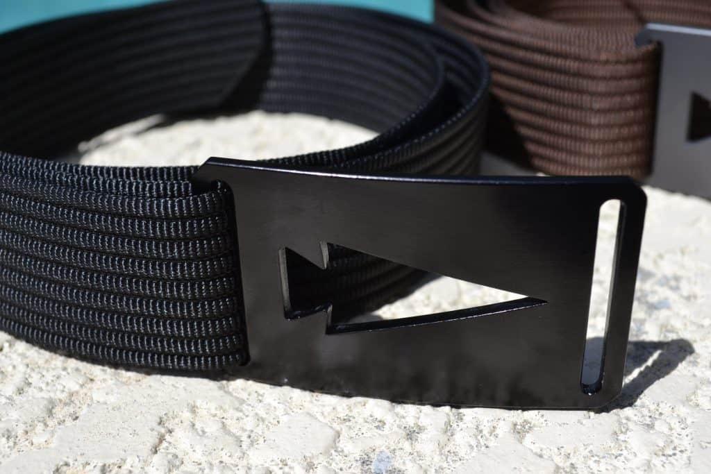 GORUCK Spearhead Web Belt in Blac