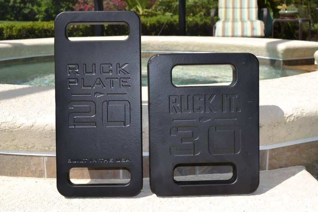 GORUCK Ruck Plate Standard Vs GORUCK Expert Plate