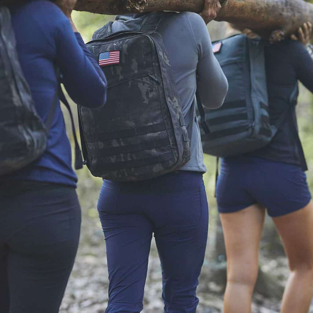 GORUCK challenge events can involve extra PT (physical training) and other team building challenges. Some are led by ex-special forces cadre.