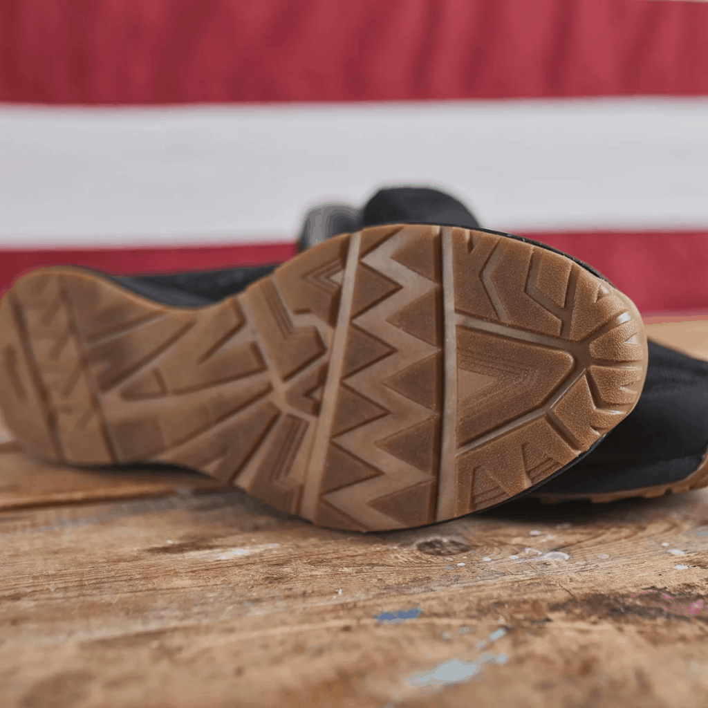 Sole of the GORUCK I/O Cross Trainer