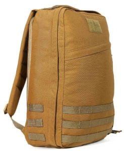 0f1c4d6066ec GORUCK GR1 21L ruck sack - in new Coyote Brown color - looks great and is
