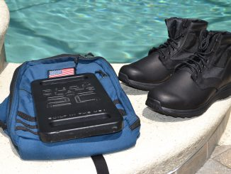 GORUCK MACV-1 Rucking Boot in Black Leather
