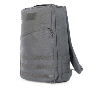 GORUCK Rucker 2.0 - a purpose built rucksack - no laptop compartment, more padding in the straps , and compatible with GORUCK Expert ruck plates.  Now includes a bottom handle.
