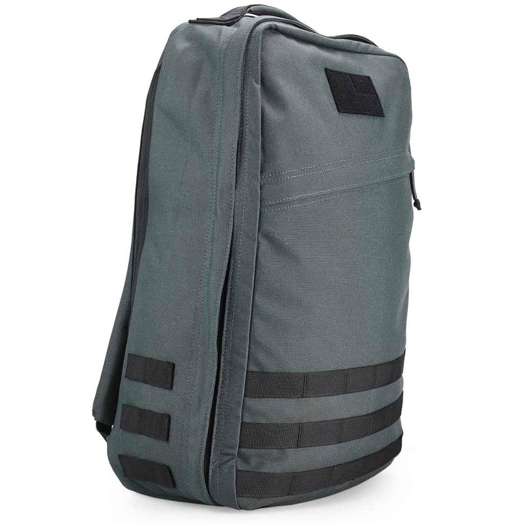 GR1 Backpack in Gunmetal color