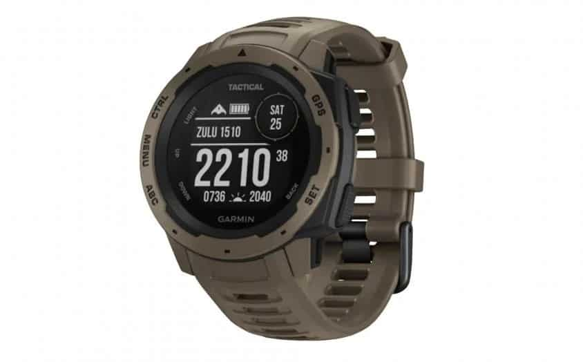 Garmin Instinct Tactical Edition Smartwatch main