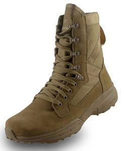 A LIGHTWEIGHT HIGH PERFORMANCE TACTICAL BOOT FOR MISSIONS WHERE THE NEED FOR SPEED IS PARAMOUNT